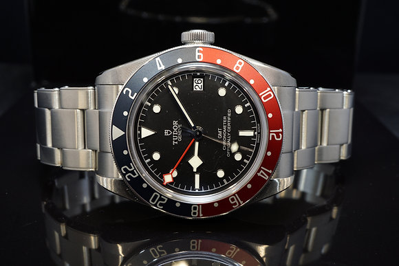 TUDOR 2019 Black Bay GMT, Unworn, 79830RB, Box & Papers