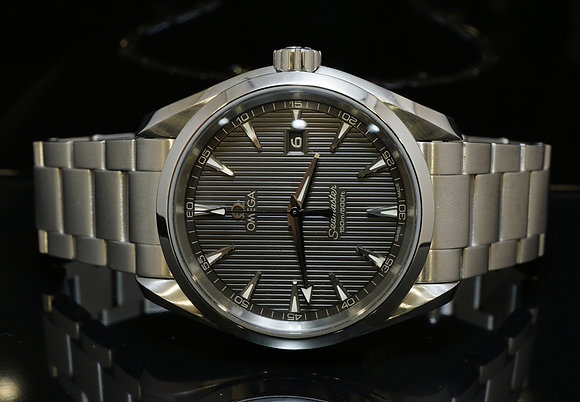 OMEGA 2012 38.5mm Aqua Terra, MINT, Box & Papers, 23110396106001