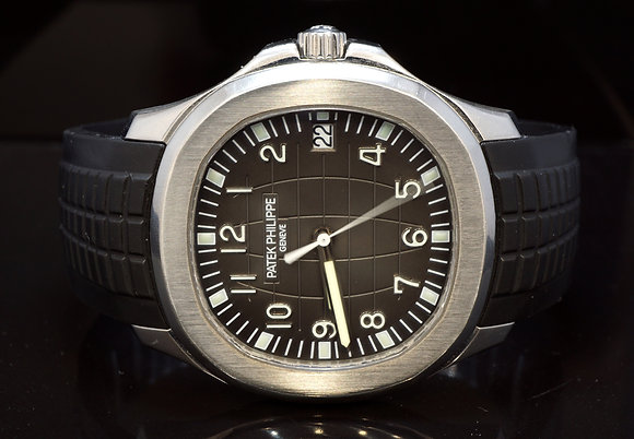 PATEK PHILIPPE 2010 Aquanaut, 5167a, Box & Papers
