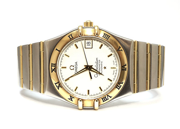 ROLEX 2008 Constellation, 12023000, Steel & Gold, Box & Papers