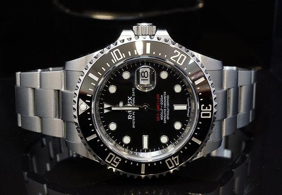 ROLEX 2017 Sea-Dweller SD43, 126600, MINT, Box & Papers