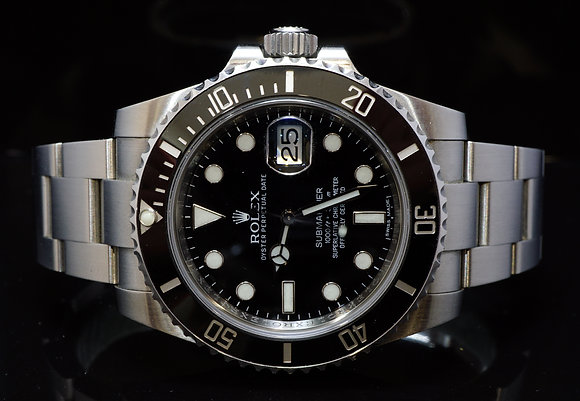 ROLEX 2011+ Submariner, Steel, 116610LN, Boxed