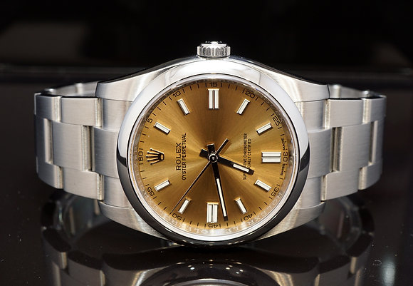 ROLEX 2018 Oyster Perpetual 36, Steel, 116000, Box & Papers
