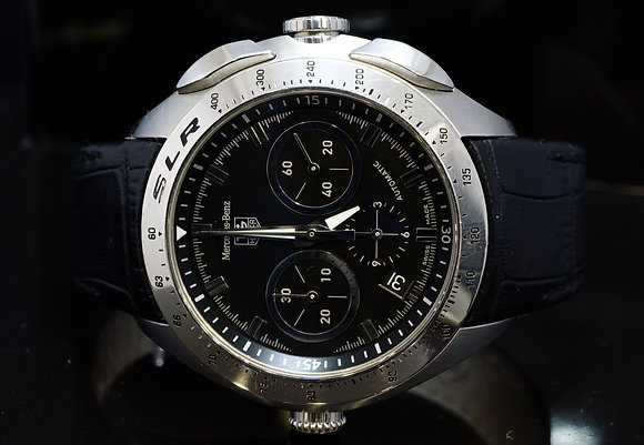 TAG HEUER 2007 SLR Chronograph, Limited Edition. CAG2110, Box & Papers