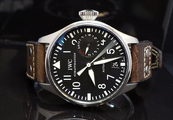 IWC 2007 Big Pilot's, IW500401, Box & Papers