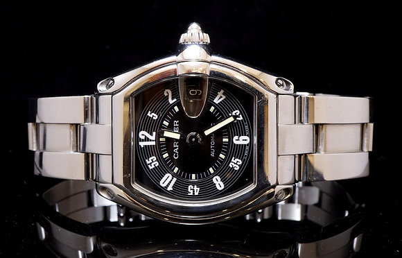 CARTIER Roadster Large Auto,  W62004V3, S/Steel
