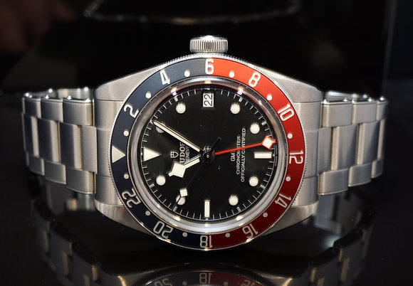 TUDOR 2019 Black Bay Heritage GMT, 79830RB, MINT, Box & Papers