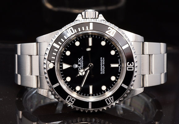 ROLEX 2007 Submariner Non Date, 14060m, Box & Papers