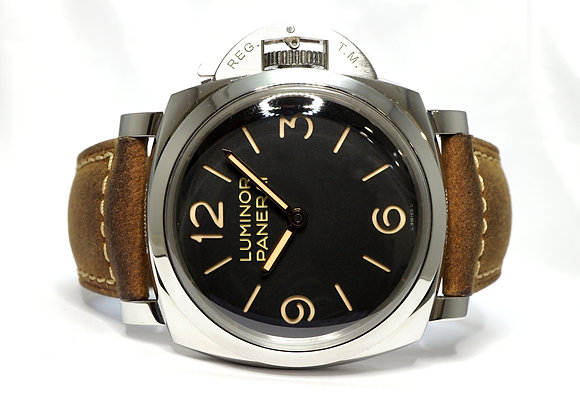 PANERAI 2019 Luminor 1950 3 Day, PAM00372, MINT, Box & Papers