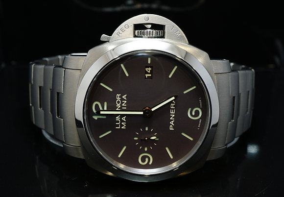 PANERAI 2011 44mm Luminor 1950 3 Day Automatic, PAM00352, MINT, B&P