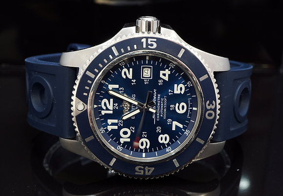 BREITLING 2016 SuperOcean II 44, A17392, Auto, Box & Papers