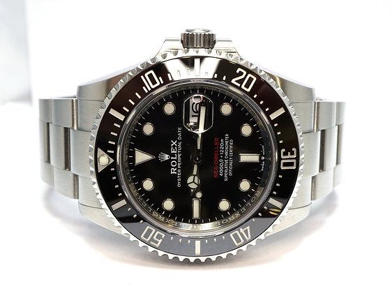 ROLEX 2020 Sea-Dweller SD43 126600, NEW Style Warranty Card, Box & Papers