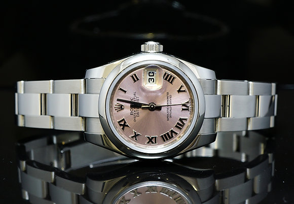 ROLEX 2015 26mm Datejust, Steel, MINT, Box & Papers
