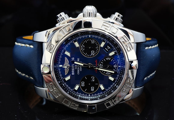 BREITLING 2015 Chronomat 41, AB14012/C830, MINT, Box & Papers