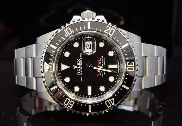 ROLEX 201843mm Sea-Dweller, 126600, UNWORN,Box & Papers