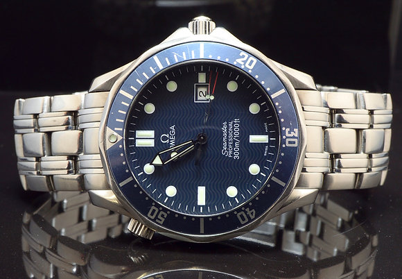 OMEGA 2006 Seamaster, Quartz, 41mm, 25418000