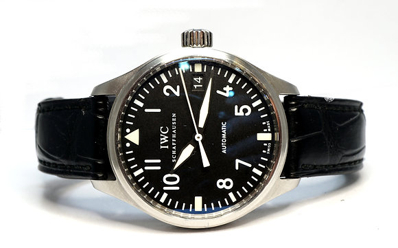 IWC Fliegeruhr Pilots Watch, IW325601, 34mm, Automatic, Box & papers