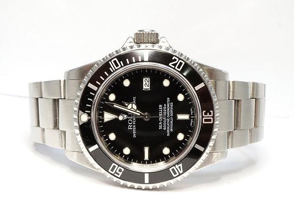 ROLEX 2006 Sea-Dweller, 16600, Oyster Bracelet, Boxed