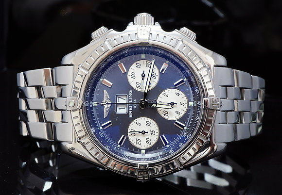 BREITLING 2002 Crosswind Special, A44355, Box & Papers
