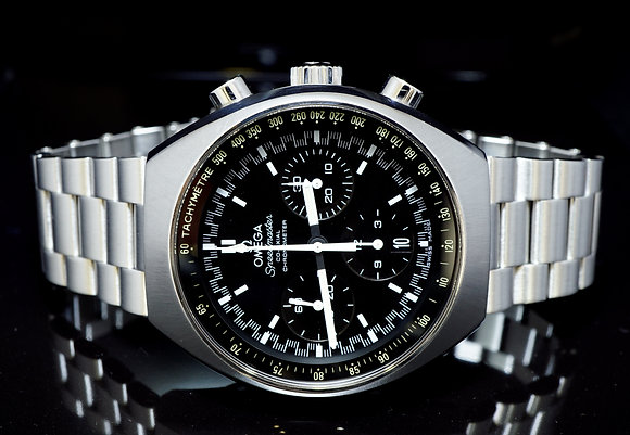 OMEGA 2014 Speedmaster II Co-Axial, MINT, 32710435001001, Box & Papers