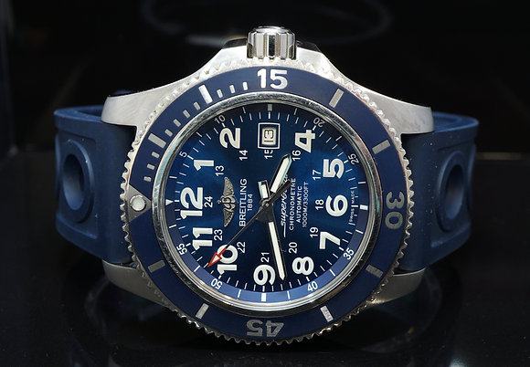 BREITLING 2016 44mm SuperOcean II, A17392, Box & Papers