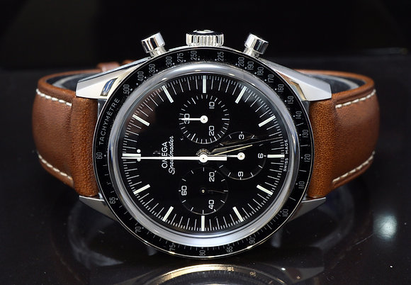 OMEGA 2018 Speedmaster Professional, 31132403001001, As New, Box & Papers