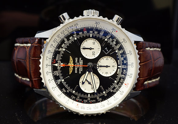 BREITLING 2015 Navitimer 1 B01 Chrono, AB0127, MINT, Box & Papers
