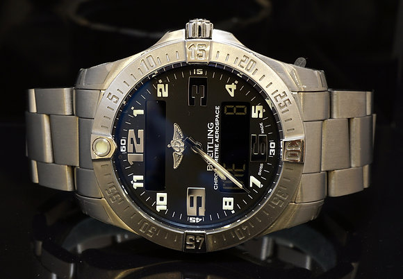 BREITLING 2016 E79363 Areospace Evo, UNWORN,Box & Papers
