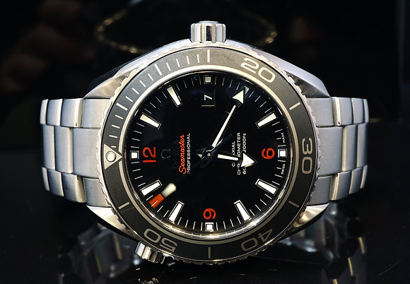 OMEGA 2013 45.5mm Planet Ocean 600m, 2323042101003, Box & Papers