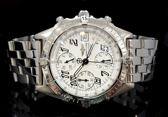 BREITLING Chronomat, Steel, A13350, Auto, Boxed