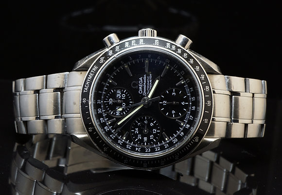 OMEGA Speedmaster Chrono, Triple Cal, 3220.50