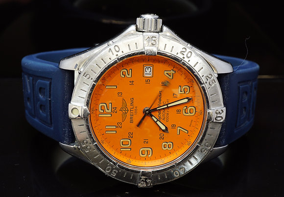 BREITLING 2000 Superocean, Auto, A17040, Box & Papers