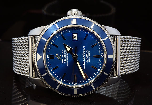 BREITLING 2013 42mm Superocean Heritage, A1732116, MINT, Box & Papers