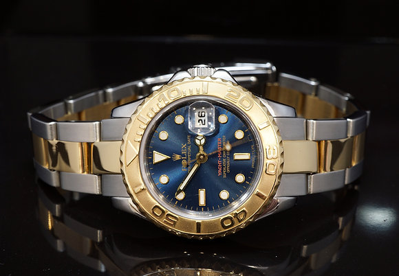 ROLEX 2000 Yacht-Master 29, Steel & Gold, 169623, Box & Papers