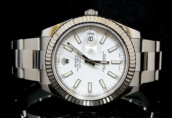 ROLEX Datejust 2 116334, 2012, Steel, Box & Papers