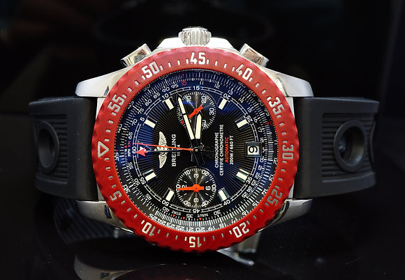 BREITLING 2013 Skyracer Raven, A27363, MINT, Box & Papers