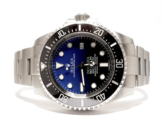 ROLEX 2015 Deepsea James Cameron, 116660, FULLY STICKERED, Box & Papers