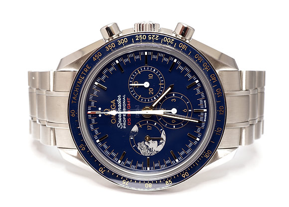 OMEGA Speedmaster Apollo XVII, 31130423003001, Limited Edition, Box & Papers