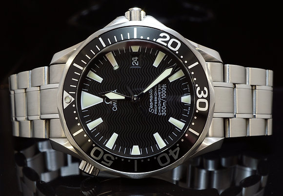 OMEGA Seamster 300m, Automatic, 2254.50.00, MINT, Box & Papers