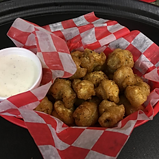 Beer Battered Mushrooms