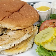 Chicken Breast Sandwich