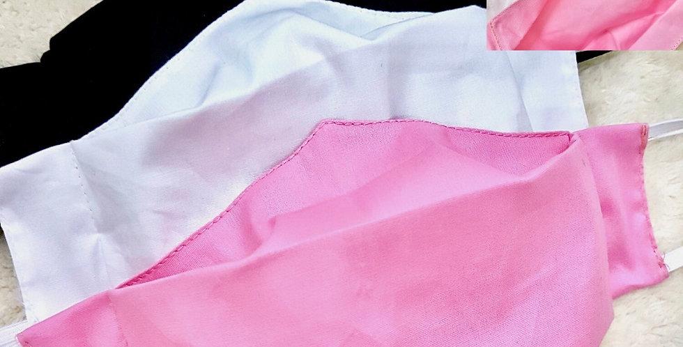 Tapaboca algodón poplin #005