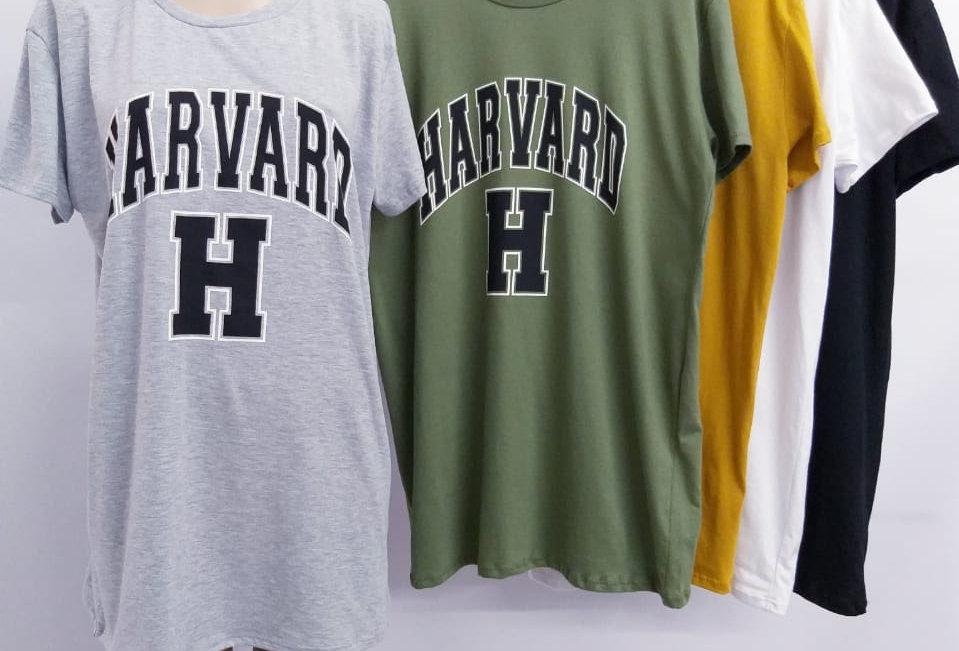 """Remeron Jersey Estampado """"HARVARD"""" #3301"""