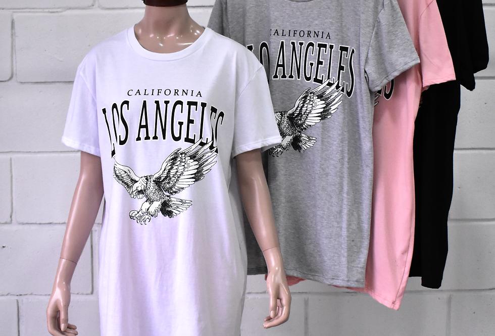 """Remeron Jersey Estampa """"LOS ANGELES CALIFORNIA"""" #3301"""