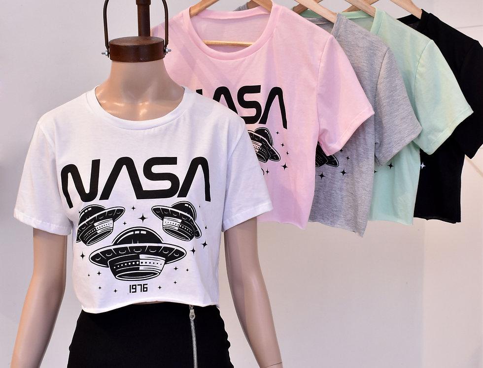 "Remera Jersey Pupera Estampa ""NASA"" #4747"