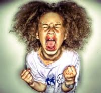 Bambini rigidi e inflessibili al limite della nostra pazienza