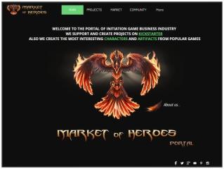 Market of Heroes