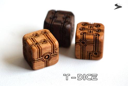 T-Dice Tron (Three)
