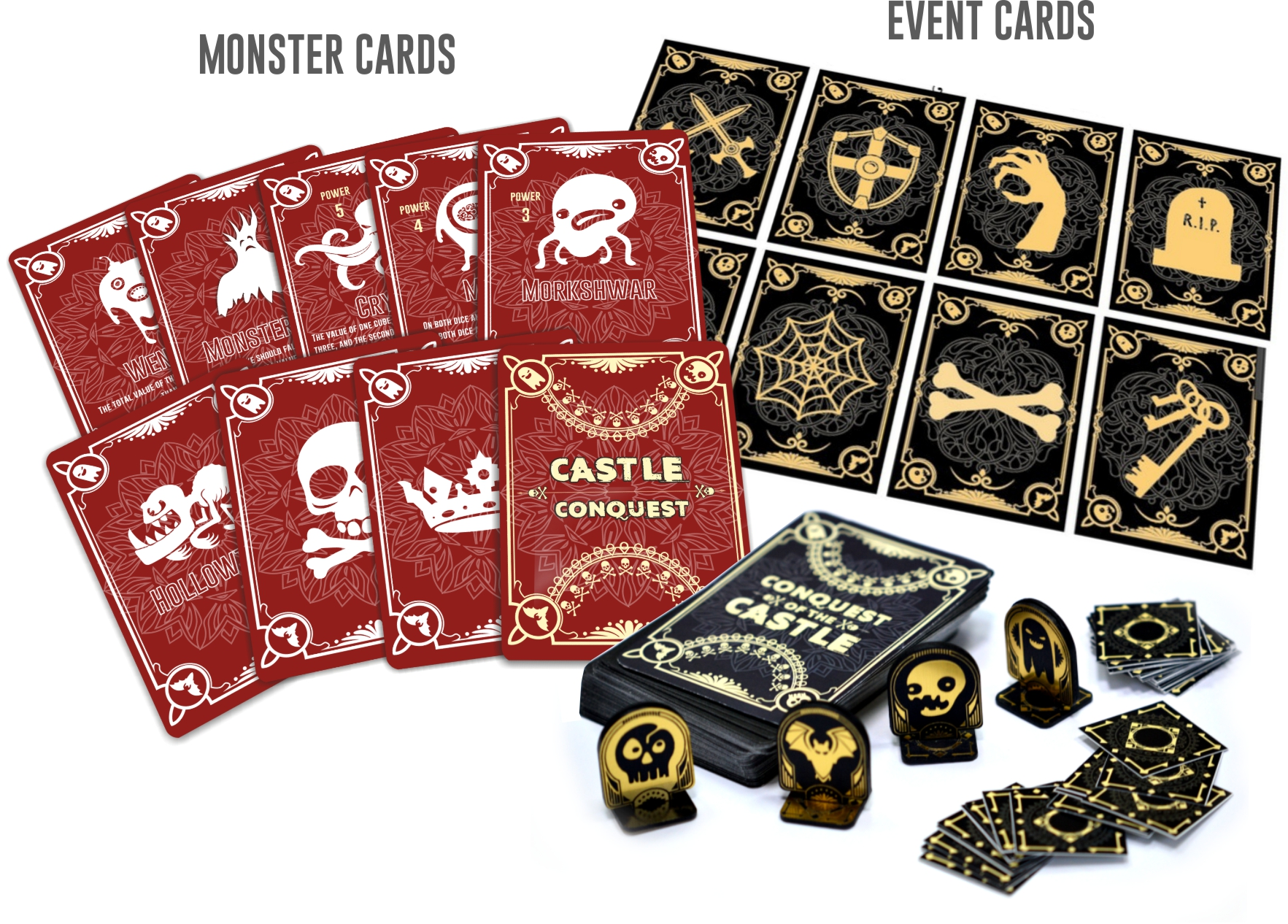 Castle Conquest - Tabletop Games