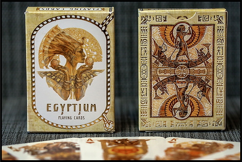Pre-Order \ Egyptium playing cards